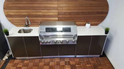 Alfresco Outdoor Kitchen Siesta 20mm 3m