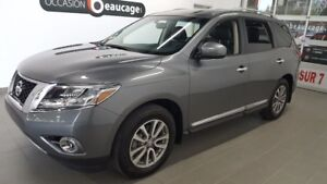 2015 Nissan Pathfinder SL AWD 7places, cuir, hitch
