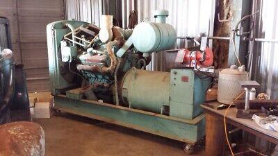 Marathon 175 Kw Diesel Generator