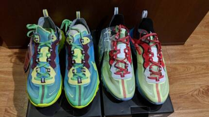 75d80fc33d85 Nike react element 87 Undercover Green Mist size 10.5