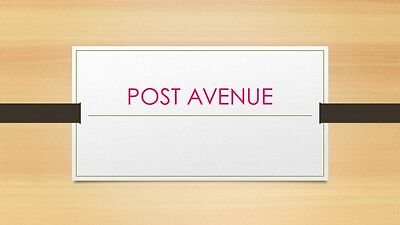 Post Avenue