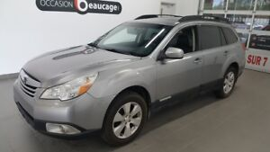 2011 Subaru Outback 3.6R Limited, toit ouvrant, cuir, sièges cha