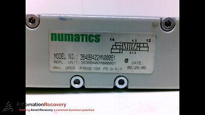 Numatics 354bb4z2mn00061 Valve W 34 Inch To 12 Inch Reducer Fitting 191675