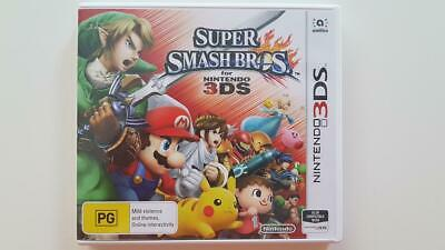 Super Smash Bros 3DS 3DS LNC PAL