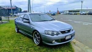 2004 Ford BA Falcon XR8 Sedan - MANUAL V8!