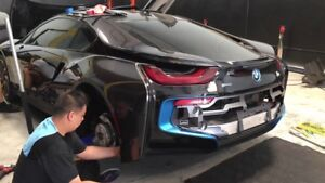 BMW i8 OEM Exhaust