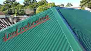 Roof painting & cleaning ■ ■ ■ ■ Gutter Fecsia installation Camden Camden Area Preview