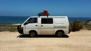 Van Mitsubishi Express campervan minivan for travelling backpaker Riverton Canning Area Preview