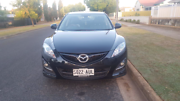 Mazda 6 hatchback luxury automatic 4 Cylinder  North Adelaide Adelaide City Preview
