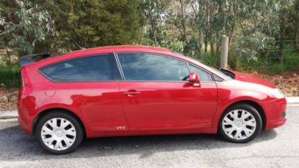 2006 Citroen C4 VTS 2 Door Coupe with very Low Kms