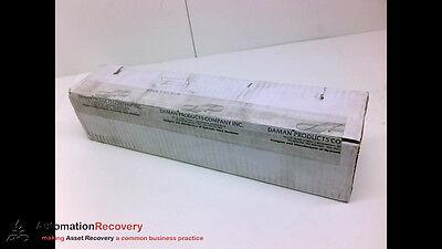 Daman Ah0000220s Aluminum Header Block New 206453