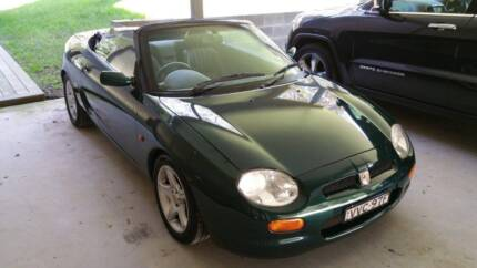 1997 M.G. MGF Coupe