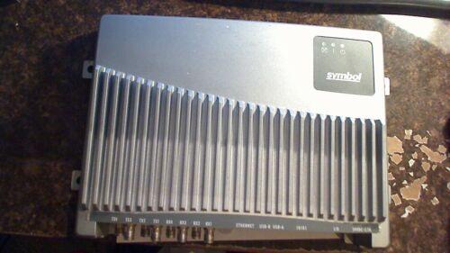 MOTOROLA SYMBOL XR400 RFID FIXED READER # RD11320 PART # RD11320-16114121US