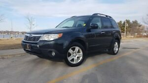 2010 Subaru Forester X Limited with Navigation Package