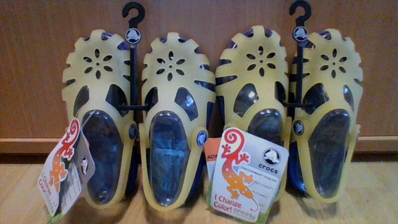 0a363ee9ce0e7d Brand New Kids Crocs Shoes Size 10