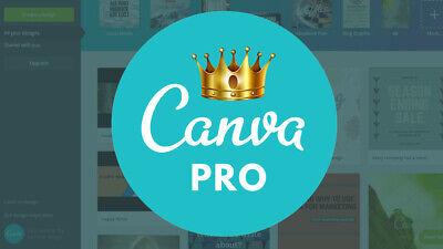Canva PRO Unlimited 👑 - Canva graphic design platform ⭐LIFETIME⭐