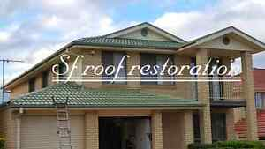 Sf roof restoration Blacktown Blacktown Area Preview