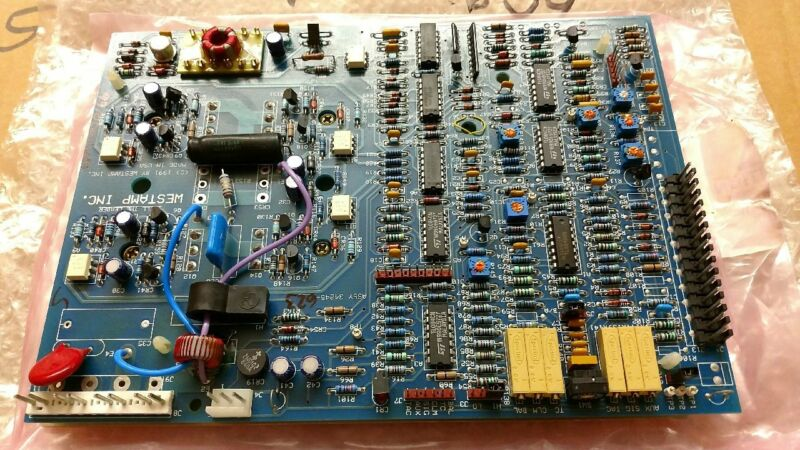 Dynapert / Universal VCD-1609 Axis Module Card