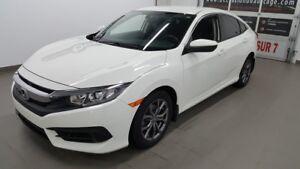 2016 Honda Civic Sedan LX, caméra recul, bluetooth, régulateur N