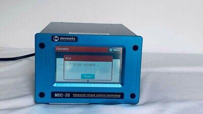 Mountz Mdc-26 Electric Screwdriver Controller