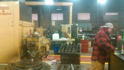 Cincinnati Milacron Horizontal Milling Machine