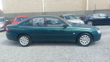 2004 HOLDEN VY COMMODORE EXECUTIVE GOOD KMS AS TRADED $2,250