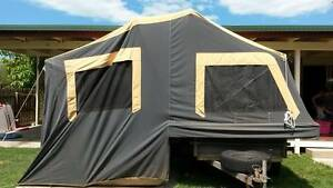URGENT!! Austrack Campers King size trailer tent PRICE DROP!! Tannum Sands Gladstone City Preview