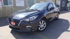 2014 Mazda MAZDA3 GX-SKY-NO HST 1 WEEK ONLY-LOADED-HATCHBACK