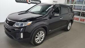 2015 Kia Sorento EX AWD, toit panoramique, hitch