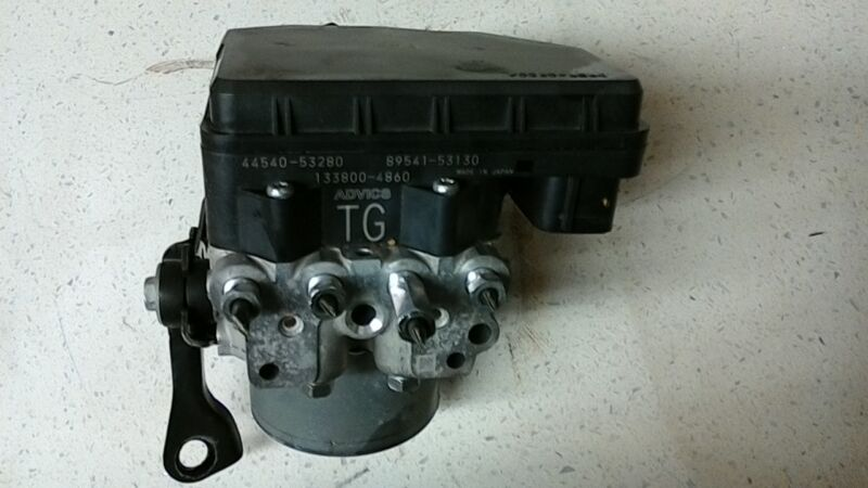 LEXUS IS250 ABS PUMP AND MODULE 44540-53280  FREE UK MAINLAND DELIVERY