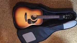 Simon and Patrick Guitar with Case