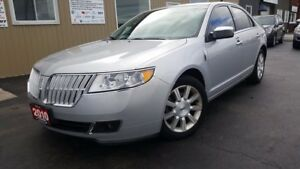 2010 Lincoln MKZ HEATED&COOLED LEATHER-SYNC-TINT