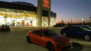 2017 Toyota 86 BLACK FRIDAY SALE NEW VEHICLE CLEARANCE!