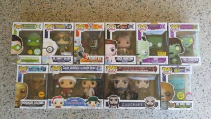 ASSORTED RARE/STICKERED/VAULTED POP! VINYL$ FOR $ALE  - **NEW**