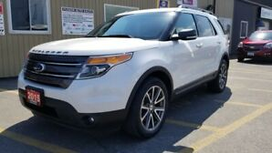 2015 Ford Explorer XLT-SPORT APPEARANCE PKG-NAVIGATION-4WD-BLUETOOTH