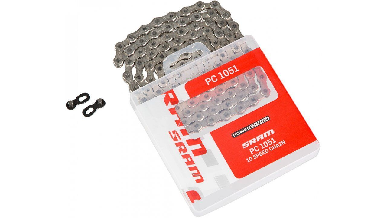 SRAM PC-1051 10 Speed chain 114 Link Mountain Bike Road Bicycle PC1051 BOXED 51