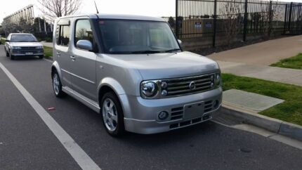 2006 Nissan Cube Low Kilometres With 1 Year Rego &RWC DRIVE AWAY Braeside Kingston Area Preview