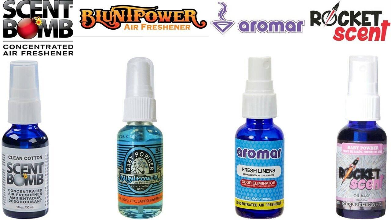 BLUNTPOWER, AROMAR, ROCKET SCENT, SCENT BOMB 100% Concentrat