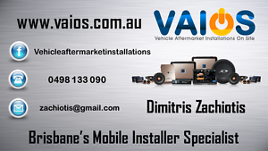 Vehicle Aftermarket Installations On Site Brisbane City Brisbane North West Preview