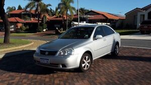2008 Holden Viva. Great city car! Woodvale Joondalup Area Preview