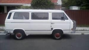1984 Volkswagen Transporter Kombi Oatley Hurstville Area Preview