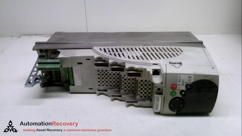 EMERSON SP1201, CONTROL TECHNIQUES AC DRIVE, 1HP, 240V, 4.3A, SEE DESC #231961