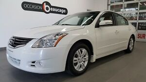 2011 Nissan Altima 2.5 SL, cuir beige, toit ouvrant