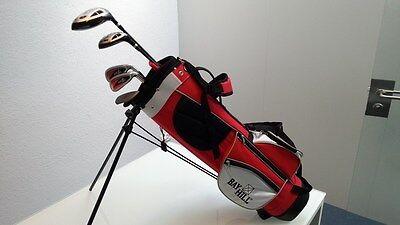 Junior Komplettset Graphit Bay Hill ® Golf 9-12 J Golfset Kinder Kinderschläger (Junior Golfschläger Graphit)