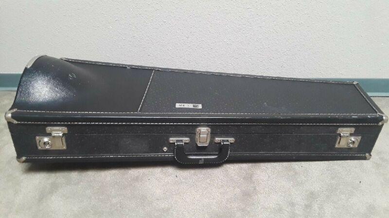 Vintage Conn Tenor Trombone Case