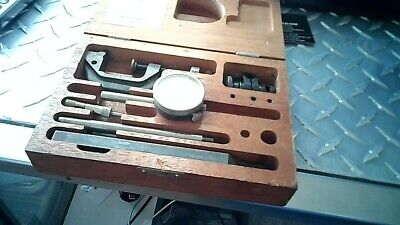 Lufkin No. 399a Or 299a Back Plunger Universal Dial Test Indicator Kit