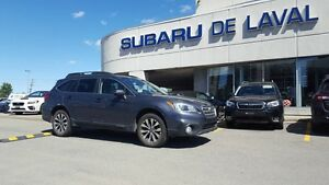 2015 Subaru Outback 2.5i Limited EyeSight *Cuir et Navigation*