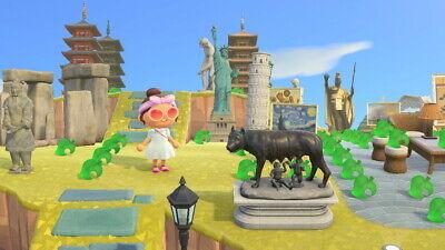 Animal Crossing New Horizons: Treasure Island - Catalog & LOTS of ITEMS