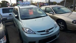 2006 Mazda MAZDA5 3 ROW SEATING, 6 PASSENGER - CERTIFIED