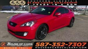 2010 Hyundai Genesis Coupe GT / Bluetooth
